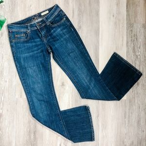 Chip & Pepper Laguna Beach Flare jeans, size 3 EUC